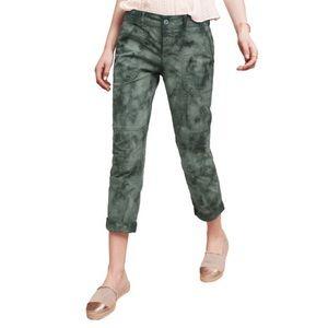 Anthropologie Hei Hei Wanderer Tie-Dye Cargo Pants